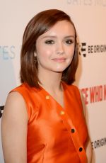 OLIVIA COOKE at Season Two of Bates Motel Premiere Party