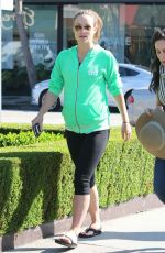 OLIVIA WILDE in Tights Out in West Hollywood