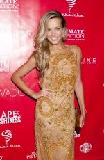 PETRA NEMCOVA at Shape and Men's Fitness Kickoff Party in New York