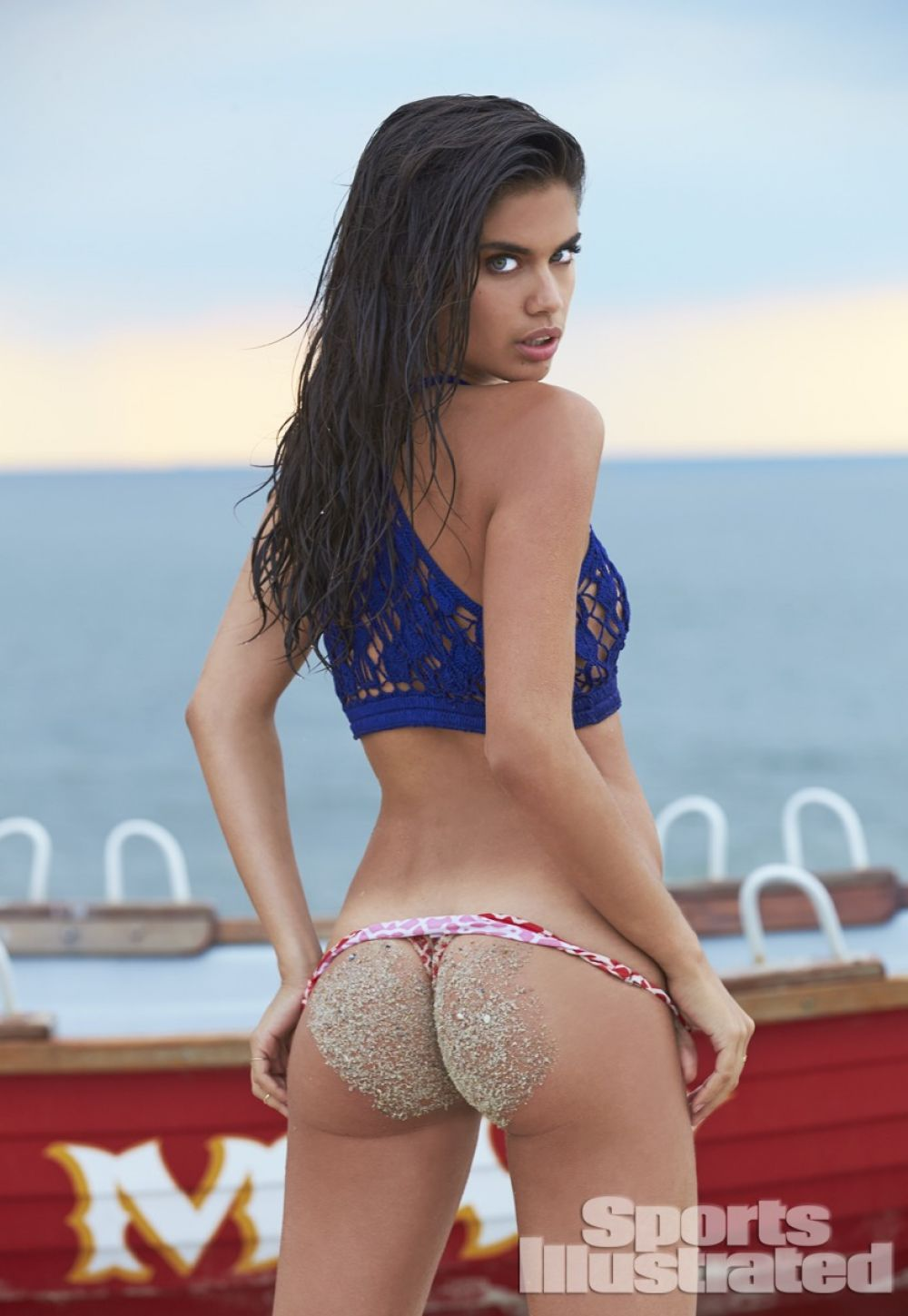 Sara Sampaio with Bikini Pic 29 of 35
