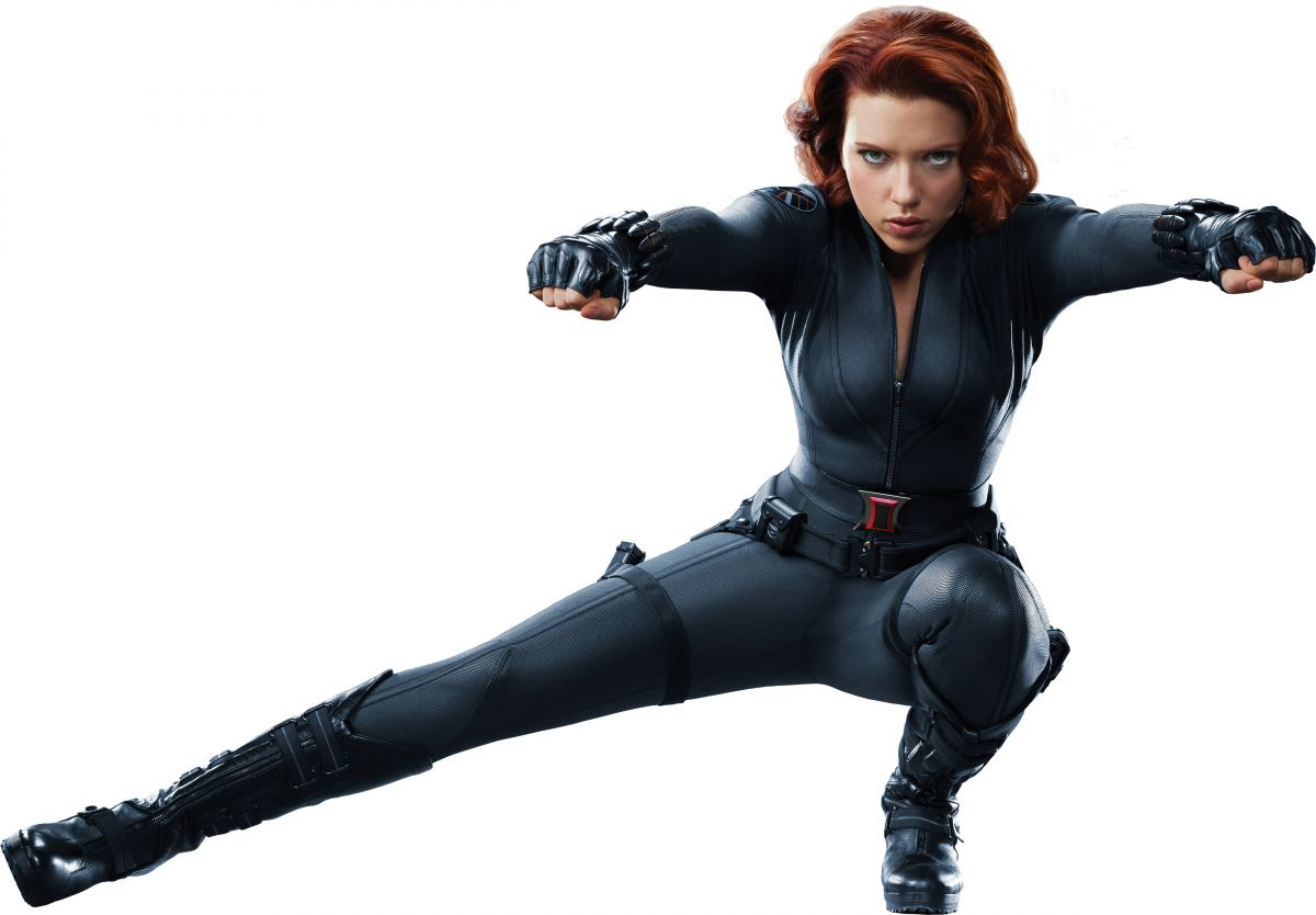 SCARLETT JOHANSSON - The Avengers Promos - HawtCelebs ...