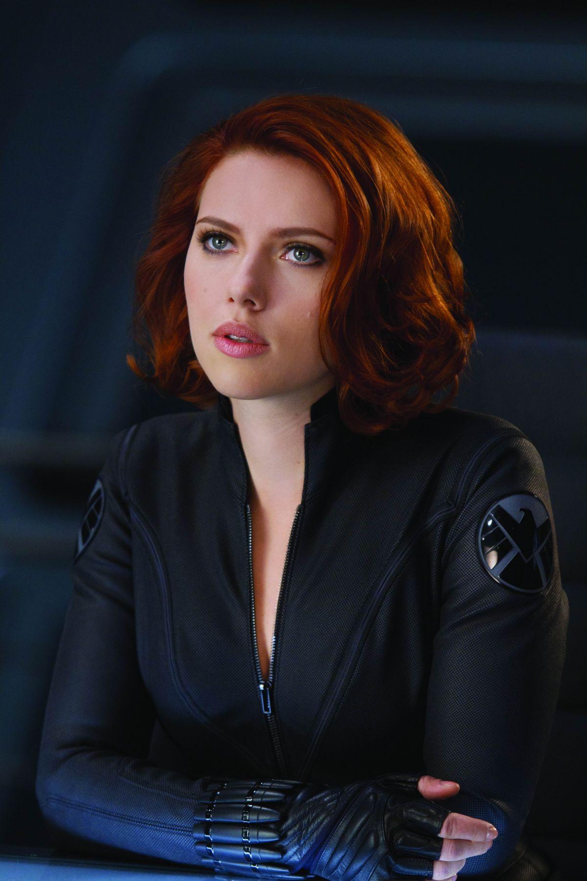 Scarlett Johansson Avengers Verhör