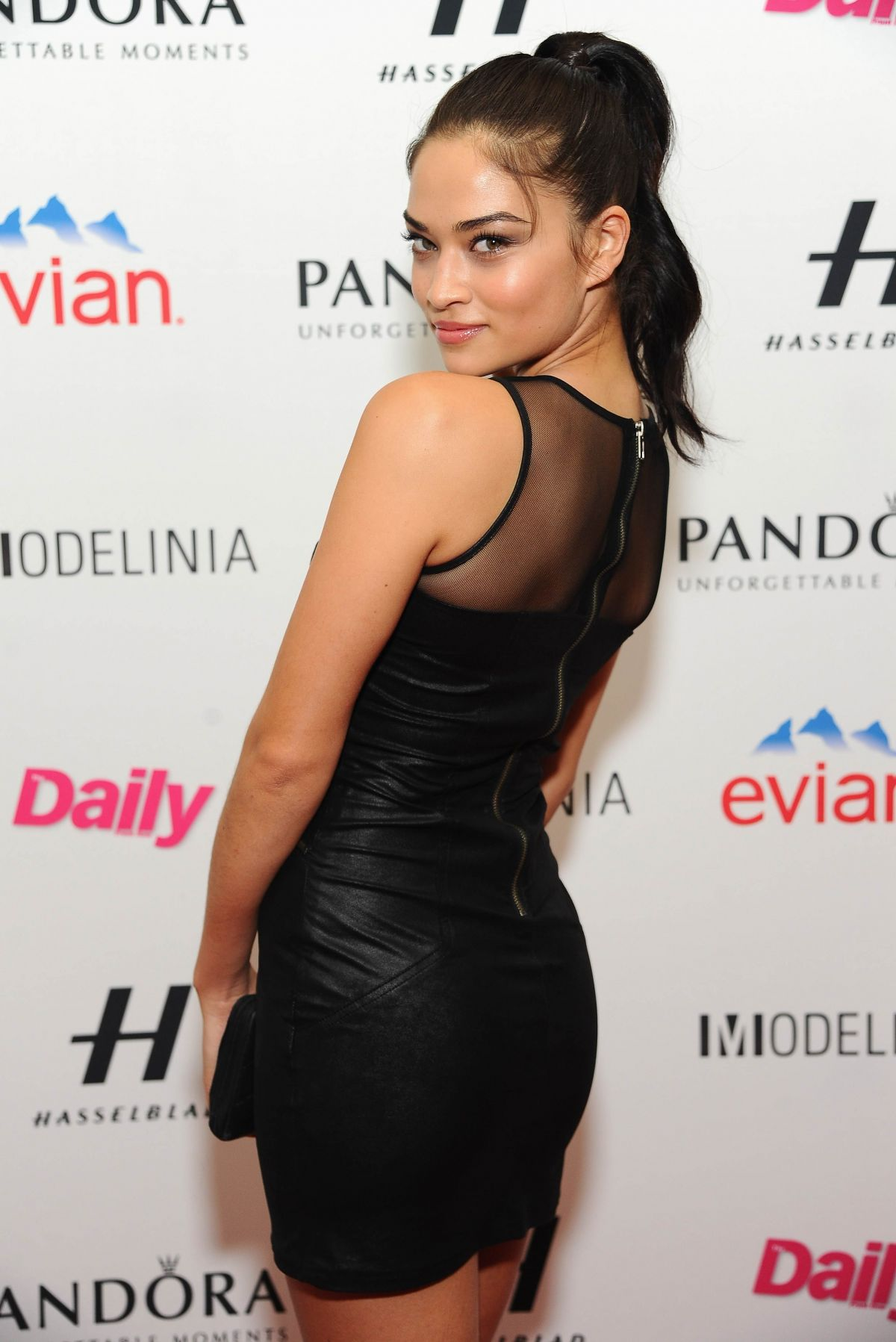 Shanina shaik at models issue party presented by modelinia for New york models