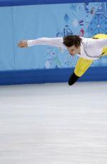 STEFANIA BERTON and Ondrej Hotarek at 2014 Winter Olympics in Sochi