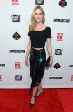 STEPHANIE MARCH at The American Season 2 Premiere in New York