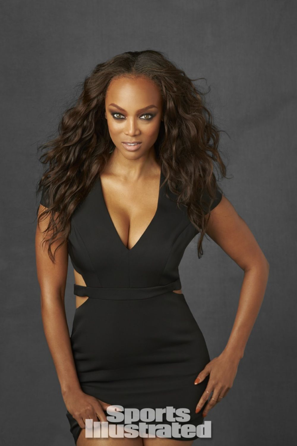 TYRA BANKS - SI Swimsuit Legends 2014