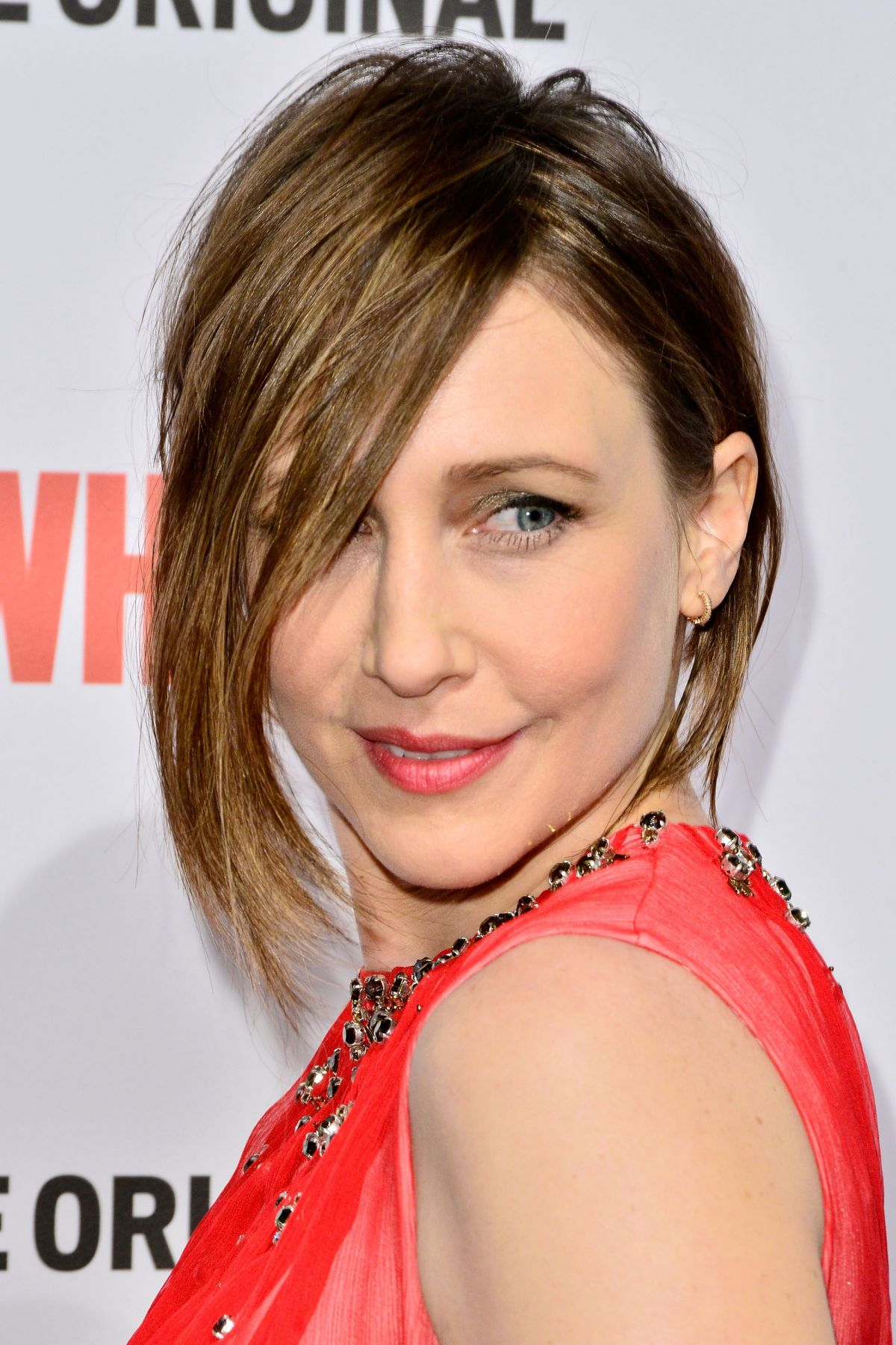 VERA FARMIGA at Season Two of Bates Motel Premiere Party