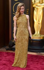 Ashley Wagner at 86th Annual Academy Awards in Hollywood
