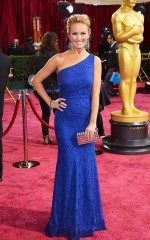 Brooke Anderson at 86th Annual Academy Awards in Hollywood