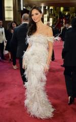 Georgina Chapman at 86th Annual Academy Awards in Hollywood