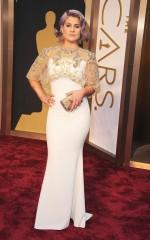 Kelly Osbourne at 86th Annual Academy Awards in Hollywood