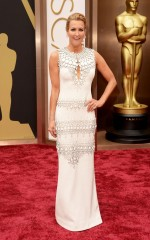Lara Spencer at 86th Annual Academy Awards in Hollywood