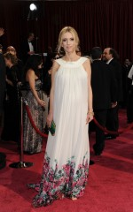 Lea Drucker at 86th Annual Academy Awards in Hollywood