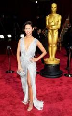 Rocsi Diaz at 86th Annual Academy Awards in Hollywood
