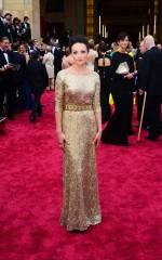 Sara Ishaq at 86th Annual Academy Awards in Hollywood