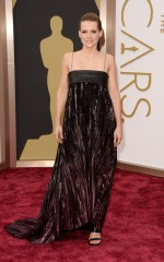 Veerle Baetens at 86th Annual Academy Awards in Hollywood