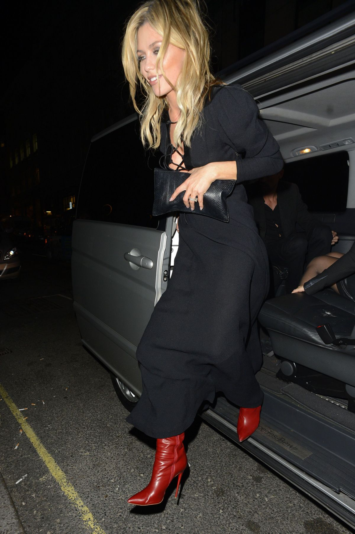 ABIGAIL ABBEY CLANCY at Nme After-party in London