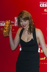 ADELE HAENEL at Cesar Film Awards in Paris