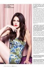 AIMEE TEEGARDEN in Bello Magazine, March 2014 Issue