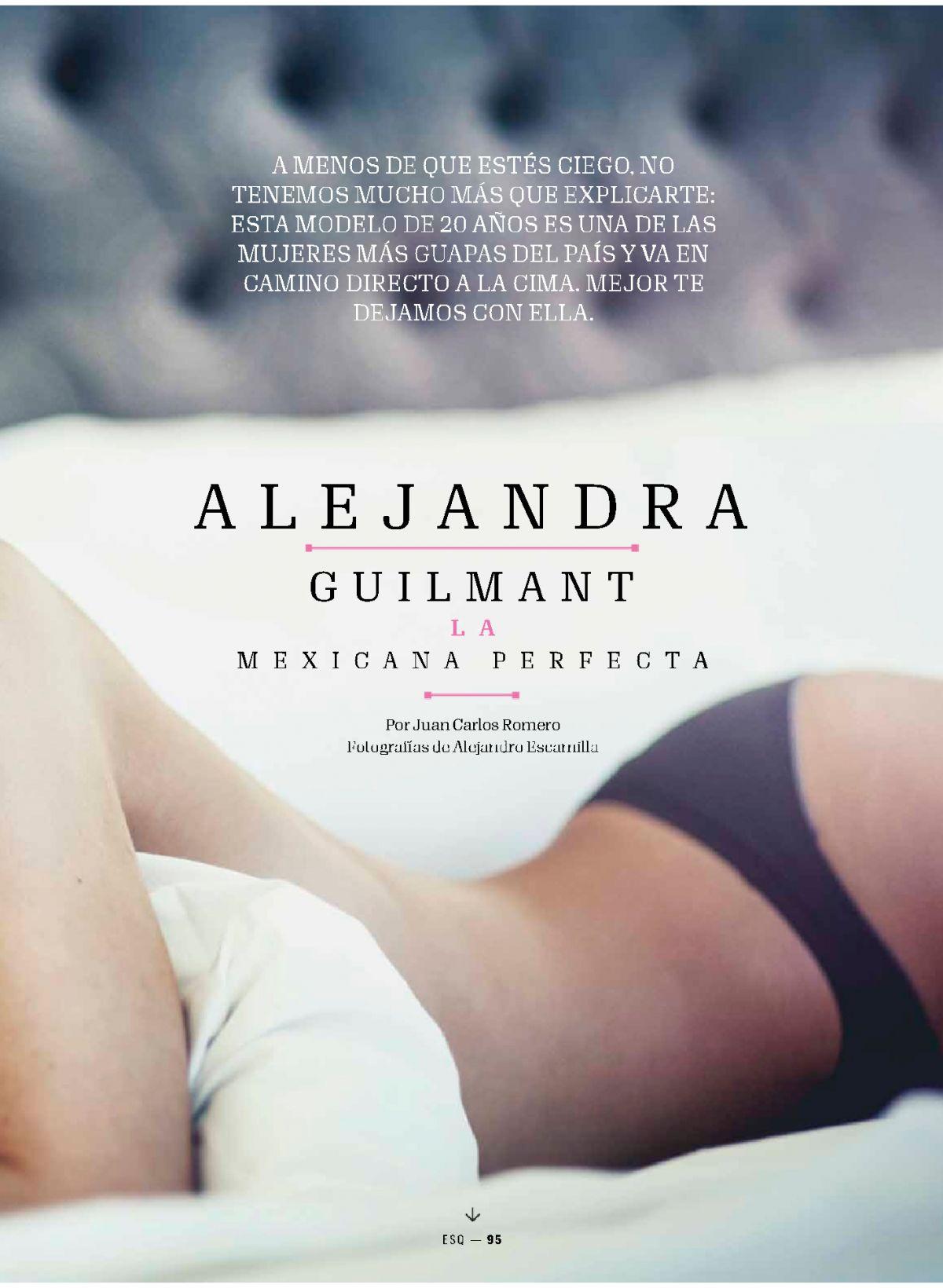 Alejandra Guilmant Nude Photos 93
