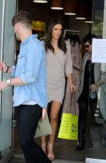 ALESSANDRA AMBROSIO at Planet Blue in Beverly Hills