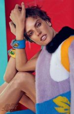ALESSANDRA AMBROSIO in Vogue Magazine, Brasil March 2014 Issue