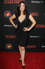 ALEX MENESES at Cesar Chavez Premiere in Hollywood