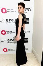 ALEXANDRA DADDARIO at Elton John Aids Foundation Oscar Party in Los Angeles