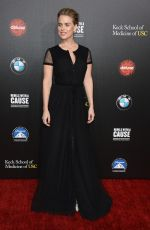 ALICE EVE at 2nd Annual Rebels with a Cause Gala in Hollywood