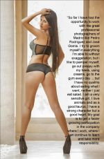ALIS GIMENEZ in Latin American Model Magazine, March/April 2014 Issue