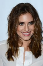 ALLISON WILLIAMS at An Evening With  Girls at Leonard H. Goldenson Theatre