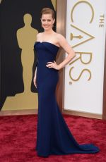 AMY ADAMS at 86th Annual Academy Awards in Hollywood