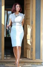 AMY CHILDS Leaves Her Home