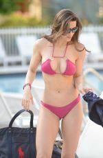 ANAIS ZANOTTI in Bikini at a Pool in Miami