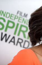 ANGELA BASSETT at 2014 Film Independent Spirit Awards in Santa Monica