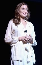 ANGELINA JOLIE at 2014 Cinemacon in Las Vegas