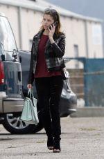 ANNA KENDRICK Arrives at a Studio in Burbank