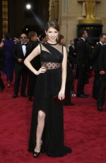 ANNA KENDRICK at 86th Annual Academy Awards in Hollywood