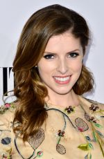 ANNA KENDRICK at D.J. Night with L'Oreal Paris in Los Angeles