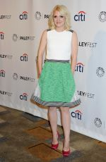 ANNALEIGH ASHFORD at Masters of Sex Panel at 2014 Paleyfest