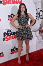 ARIEL WINTER at Mr. Peabody & Sherman Premiere in Westwood