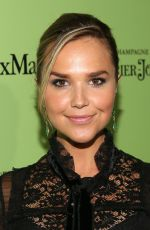 ARIELLE KEBBEL at Women in Film Pre-oscar Cocktail in West Hollywood