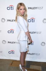 ASHLEY BENSON at Pretty Little Liars Panel at Paley Fest