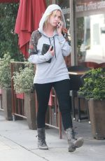 ASHLEY BENSON Out and About in Beverly Hills 0303