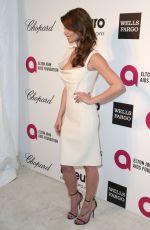 ASHLEY GREENE at Elton John Aids Foundation Oscar Party in Los Angeles