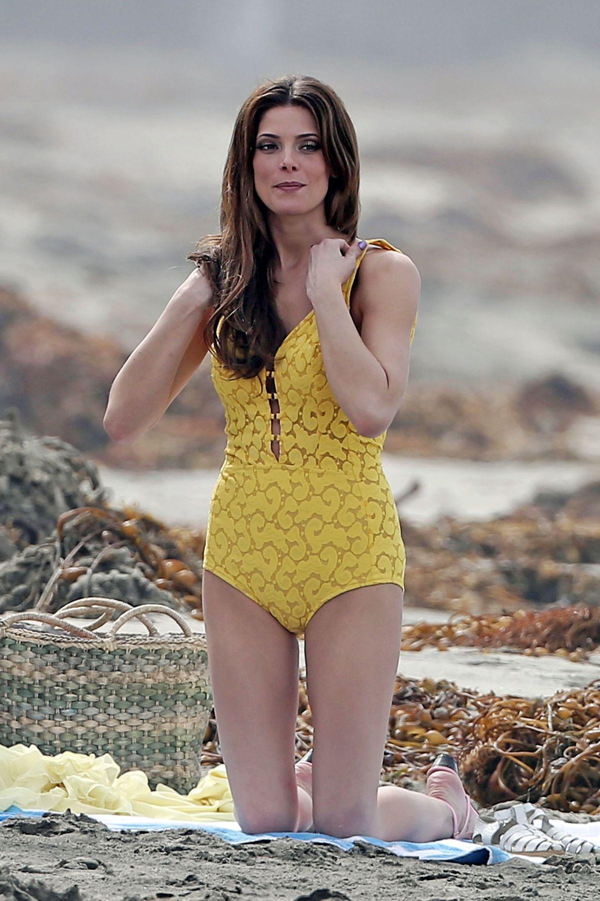 Ashley greene swimwear 8