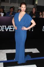 ASHLEY JUDD at Divergent Premiere in Los Angeles