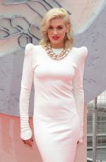 ASHLEY ROBERTS at Divergent Premiere in London
