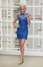 ASHLEY Roberts at Her Key Collection at Launch in London
