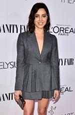 AUBREY PLAZA at Vanity Fair Campaign Hollywood Kick Off